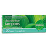 SEV45101:  Seventh Generation® Chlorine Free Organic Cotton Tampons