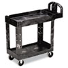 RCP450088BK:  Rubbermaid® Commercial Heavy-Duty Utility Cart