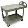 RCP452500BG:  Rubbermaid® Commercial Flat Shelf Utility Cart