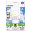 GEL75408:  GE Energy Smart® Compact Fluorescent Spiral Light Bulb
