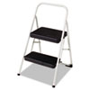 CSC11135CLGG1:  Cosco® Two-Step Folding Step Stool