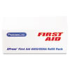 ACM90276:  PhysiciansCare® by First Aid Only® Xpress First Aid™ First Aid Refill Pack