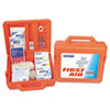 ACM13200:  PhysiciansCare® by First Aid Only® Weatherproof Modular First Aid Kit for Up to 50 People