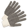 ANR6710:  Anchor Brand® PVC Dot String Knit Gloves 6710