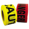 BER700022P:  Berry Plastics Danger Barrier Tape