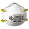 MMM8210PLUS:  3M Particulate Respirator 8210, N95