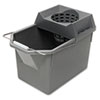 RCP6194STL:  Rubbermaid® Commercial Pail/Strainer Combinations