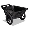 RCP5642BLA:  Rubbermaid® Commercial Big Wheel® Agriculture Cart