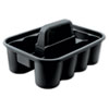 RCP315488BLA:  Rubbermaid® Commercial Deluxe Carry Caddy
