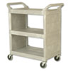 RCP335588PLA:  Rubbermaid® Commercial Utility Cart