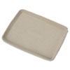 HUH20815:  Chinet® StrongHolder® Molded Fiber Food Trays