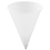 SCC4R2050:  SOLO® Cup Company Cone Water Cups