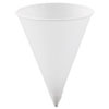 SCC42R2050:  SOLO® Cup Company Cone Water Cups