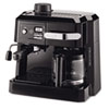 DLOBCO320T:  DeLONGHI Combination Coffee/Espresso Machine