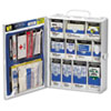 FAO1350FAE010:  First Aid Only™ SmartCompliance™ ez Refill System First Aid Cabinet
