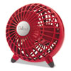 HWLGF3R:  Honeywell Chillout® USB or AC Adapter Personal Fan