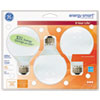 GEL85392:  GE Energy Smart® Compact Fluorescent Globe Light Bulb
