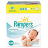 PGC19513CT:  Pampers® Sensitive Baby Wipes