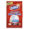 CLO31311:  Clorox® Triple Action Dust Wipes