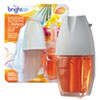 BRI900254EA:  BRIGHT Air® Electric Scented Oil Air Freshener Warmer and Refill Combo