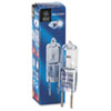 GEL34708:  GE Halogen Bi-Pin Light Bulb
