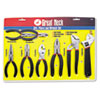 GNS87900:  Great Neck® 8-Piece Steel Plier and Wrench Tool Set