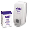 GOJ2156D1:  PURELL® NXT® SPACE SAVER™ Dispenser and Refill