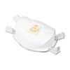 MMM8233:  3M Particulate Respirator 8233, N100