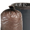STOT5051B15:  Stout® Recycled Plastic Trash Bags