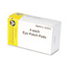 ACM51015:  PhysiciansCare® by First Aid Only® First Aid Refill Components - Eye Patches