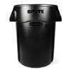 RCP2643-60 GRA:  44-Gallon Brute® Utility Container with Venting Channels