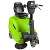 IPCEagle 512R 28in Rider Battery Sweeper w/ On-Board Charger