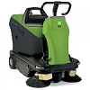IPCEagle Genius 1050E 39in Rider Sweeper, Battery