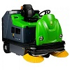IPCEagle Genius 1404E 58in Rider Sweeper, Battery