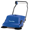 Powr-Flite 36 inch 13 Gal Battery Sweeper