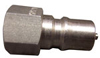 1/4in Male Quick Connector Stainless Steel