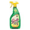 FUN30126:  Sparkle Green Formula Glass Cleaner