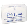 GPC47046:  Georgia Pacific® Professional Safe-T-Gard™ Half-Fold Toilet Seat Covers