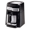 DLODCF2210TTC:  DeLONGHI 10-Cup Frontal Access Coffee Maker