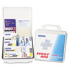 ACM60003:  PhysiciansCare® by First Aid Only® Office First Aid Kit