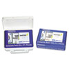 FAO90136:  PhysiciansCare® by First Aid Only® Complete Care Refill Kit