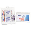 ACM38000:  PhysiciansCare® by First Aid Only® Personal First Aid Kit
