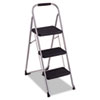 CSC11408PBL1E:  Cosco® Three-Step Big Step Folding Step Stool