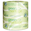 APM125GREEN:  Atlas Paper Mills Green Heritage™ Bathroom Tissue
