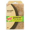MMM97223CT:  Scotch-Brite™ Greener Clean™ Non-Scratch Scour Pad