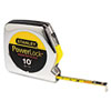 BOS33115:  Stanley Tools® Powerlock® Pocket Tape Rule