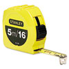 BOS30496:  Stanley Tools® Tape Rule 30-496