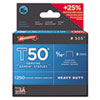 ARR505:  Arrow T50® Heavy Duty Staples
