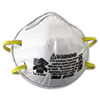 MMM8110S:  3M™ N95 Particulate Respirator 8110S