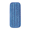RCPQ820BLU:  Rubbermaid® Commercial Microfiber Wet Mopping Pad